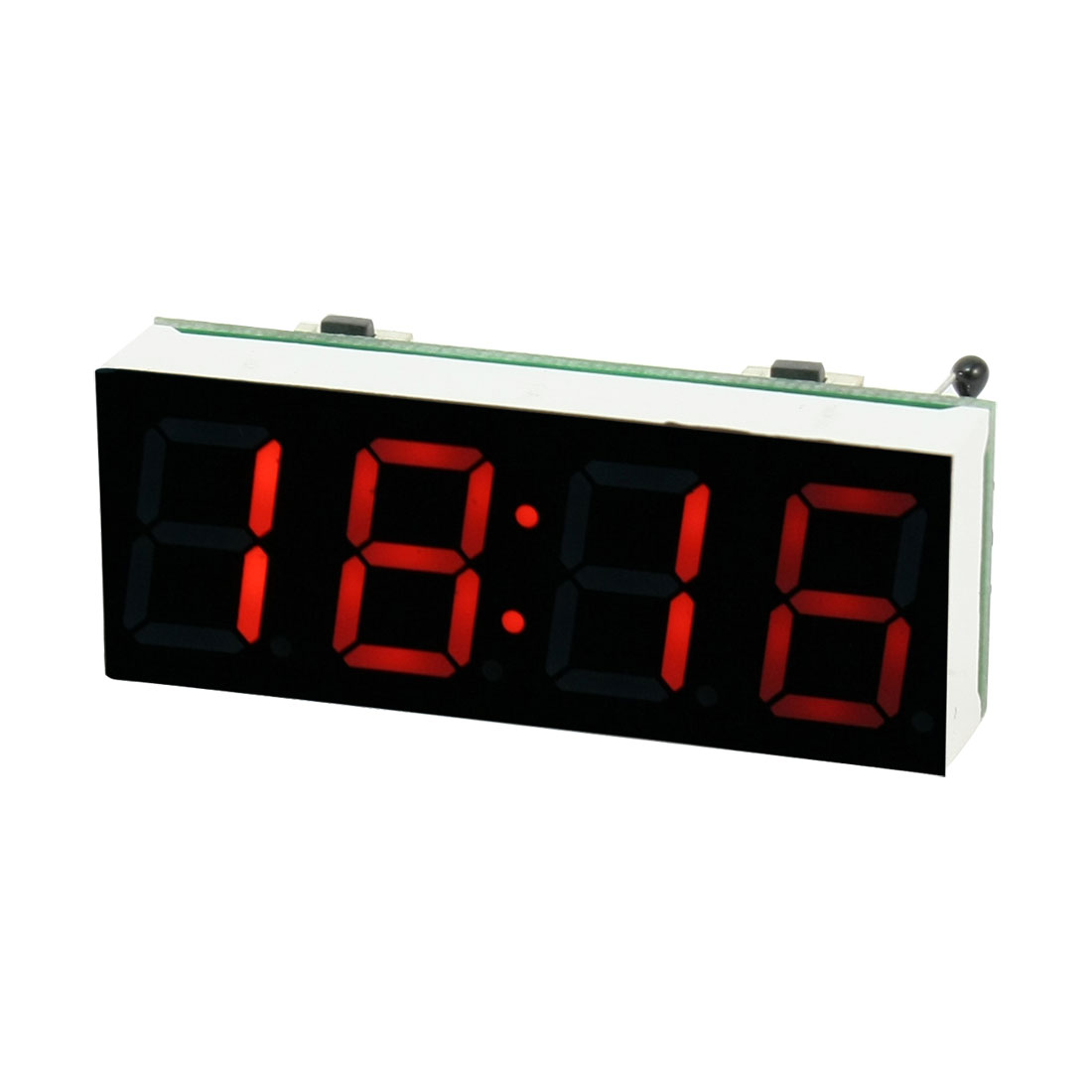 "Red LED 4 Digits 0.56"" Display Electronic Clock Module for DIY MCU"