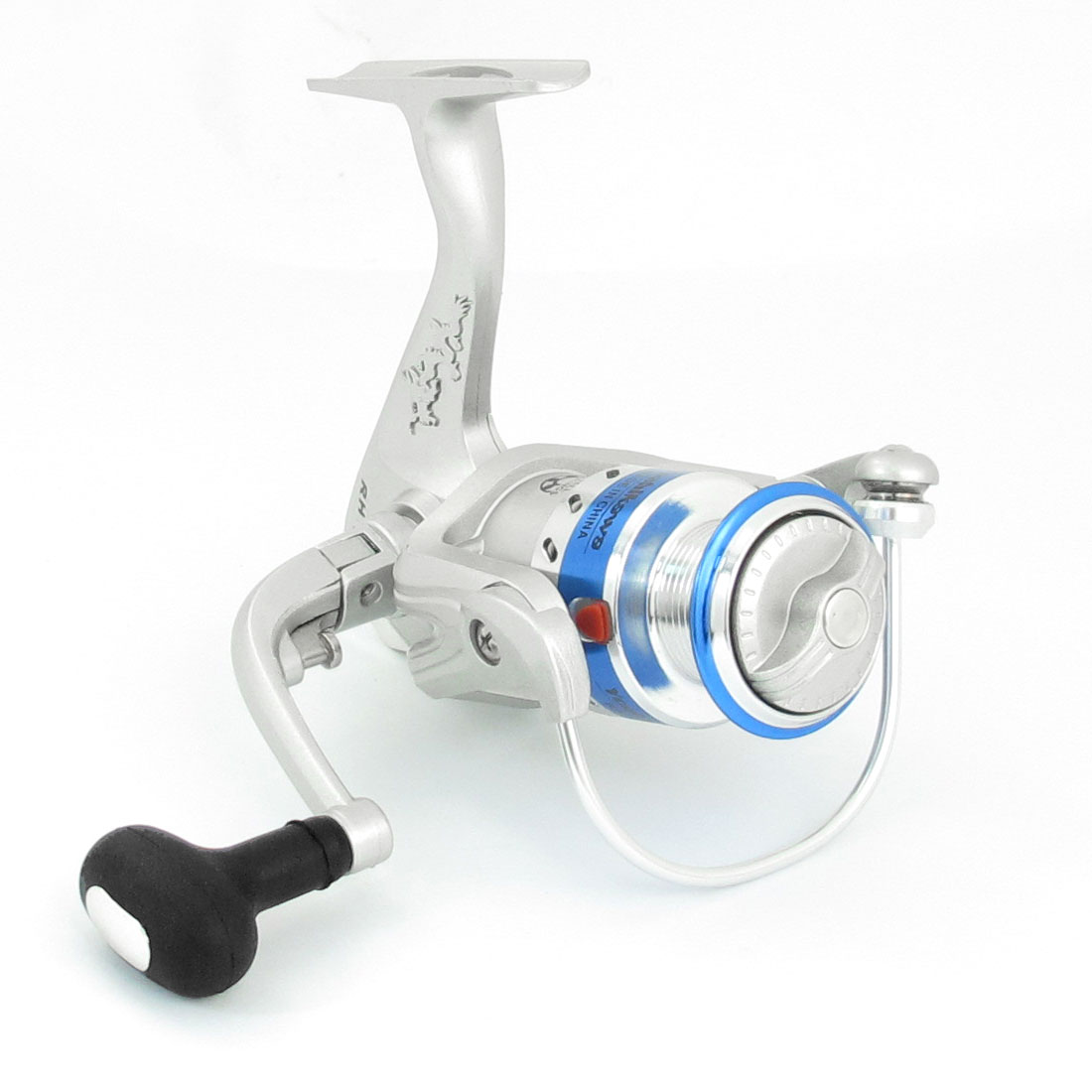 Outdoor Fishing 6 Balls Bearing Gear Ratio 5.1:1 Spinning Reel