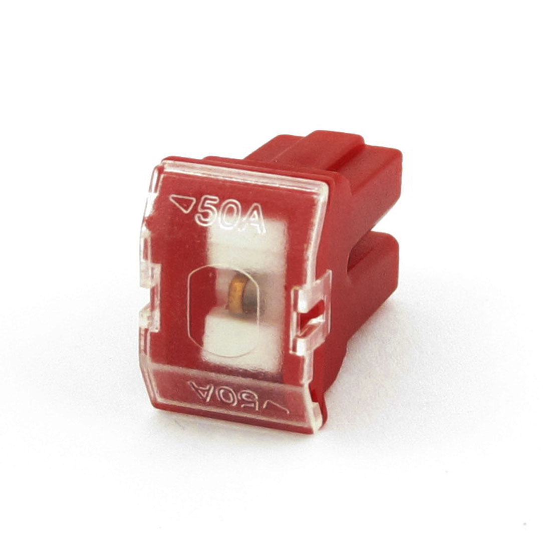 Car Red Plastic Female in Blades PAL Type 50A 50A Fuse