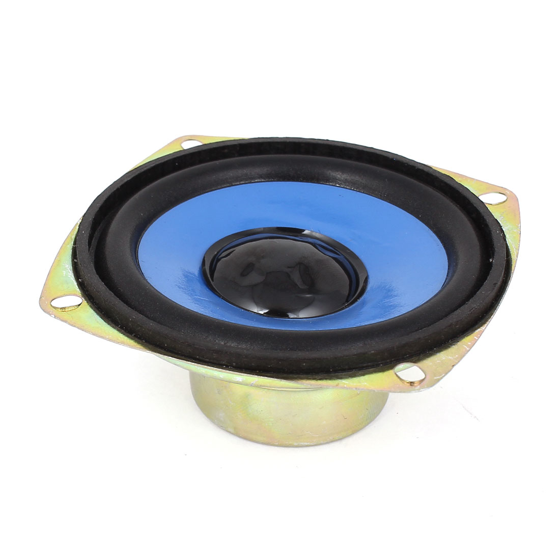 4 Ohm 5W 77mm Metal Shell Toys Interphone External Magnet Speaker