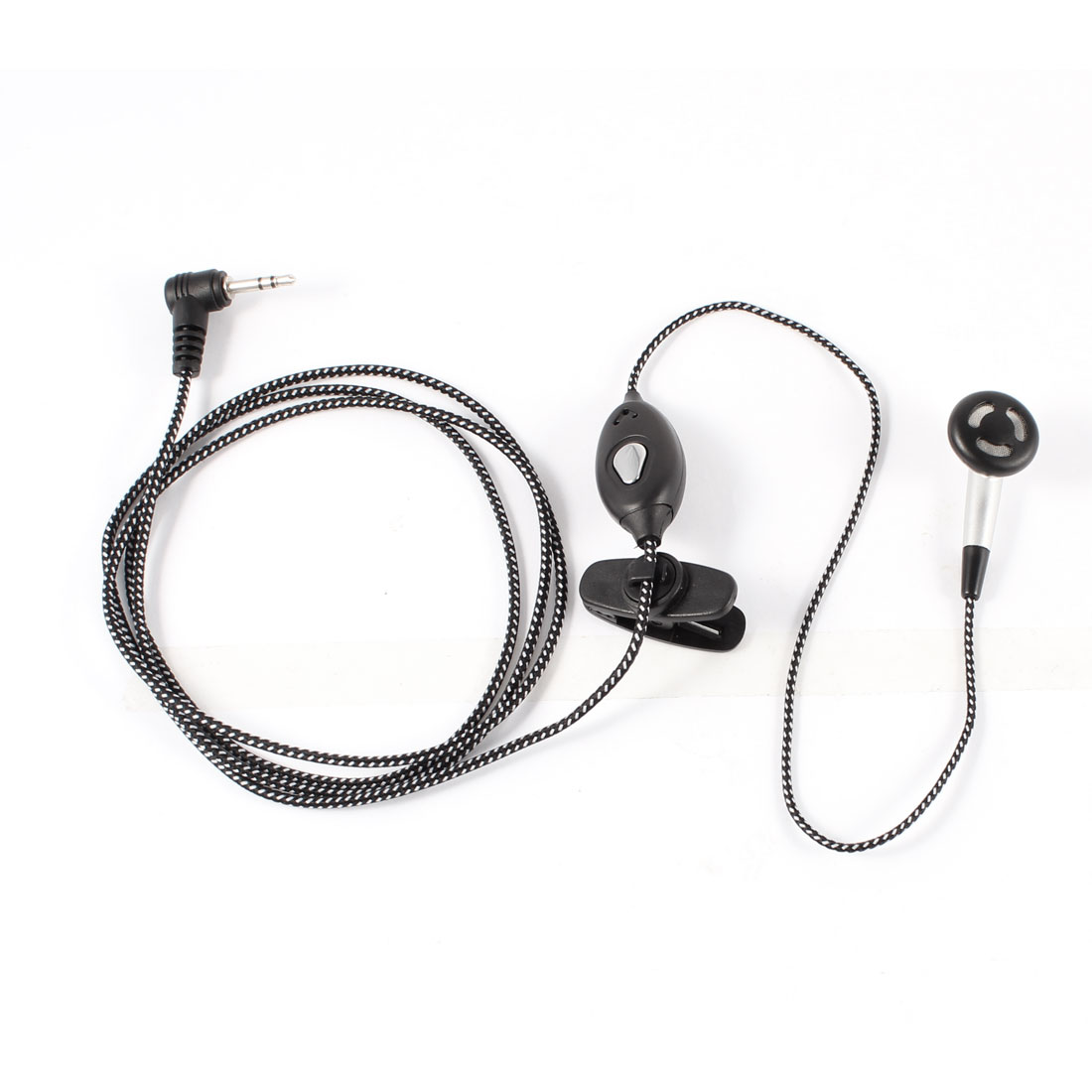 2.5mm Nylon Wire Walkie Talkie Earphone for Motorola T5728 5428 5628