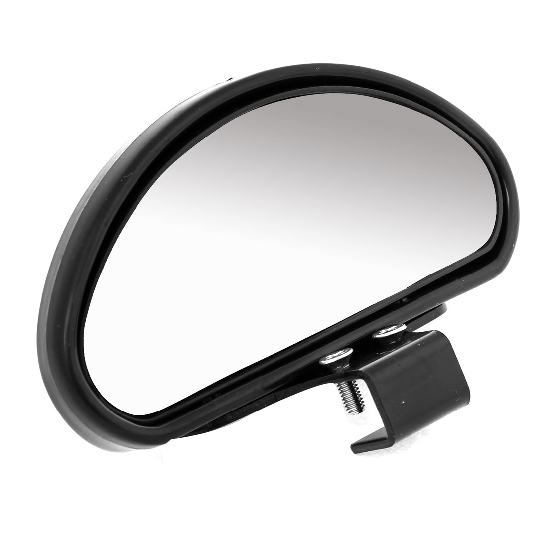 Universal Black Plastic Casing Car Side Rear View Blind Spot Aided Mirror