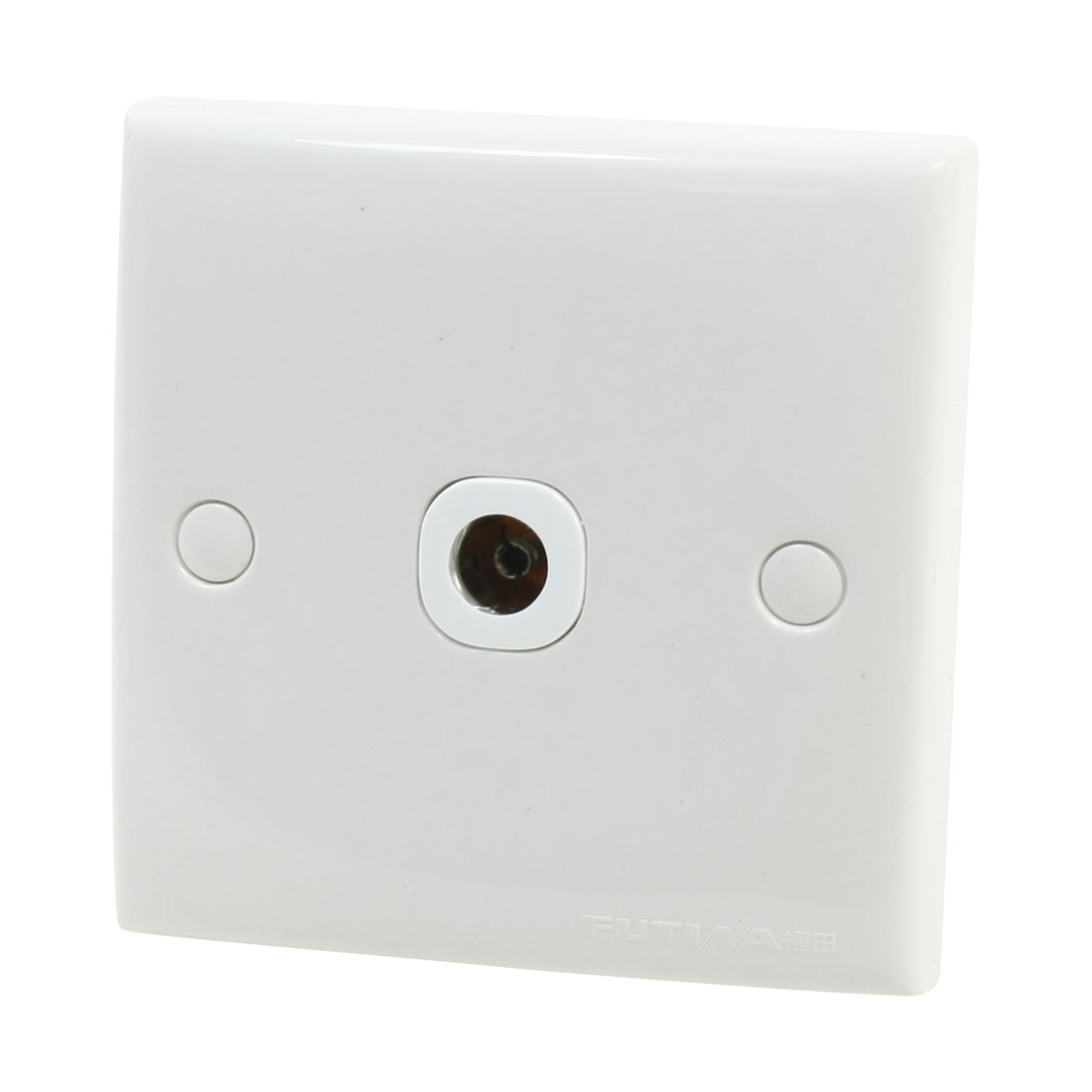 Bedroom PAL TV Television Aerial Socket One Outlet Wall Plate Panel