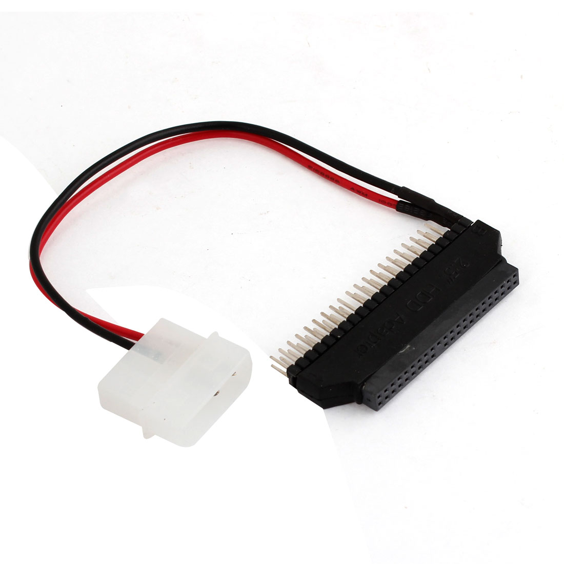 "2.5"" to 3.5"" IDE Hard Drive Disk HDD 40Pin Male 44Pin Female Adapter Converter"
