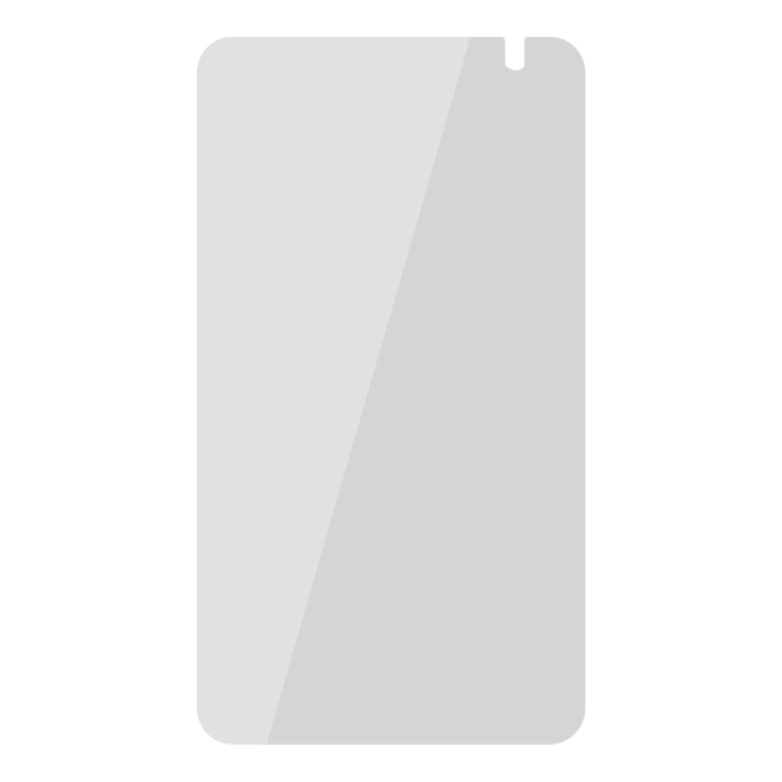 Transparent Anti-Fingerprint Anti-glare Screen Protector Film for HTC S510B