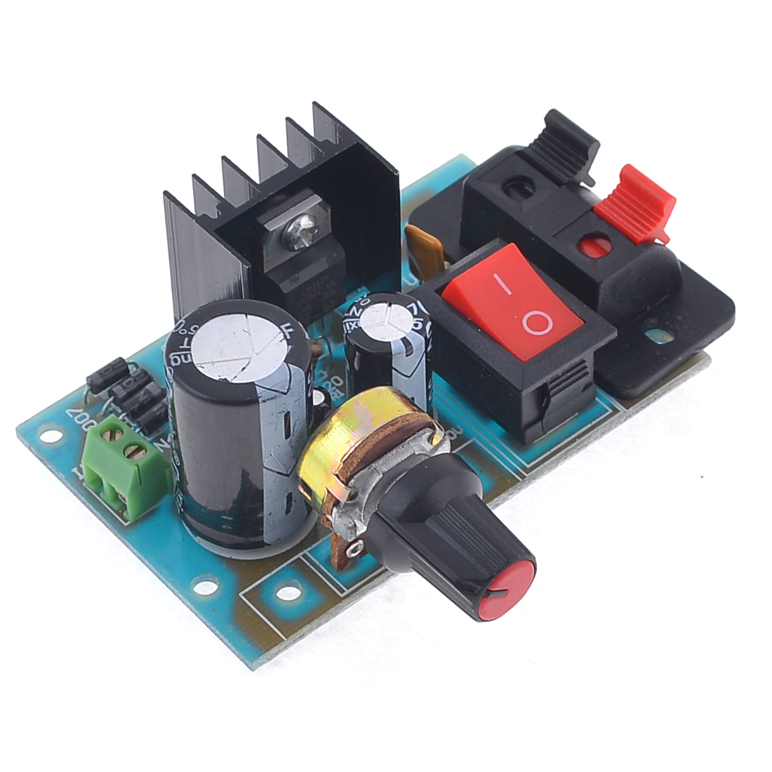 LM317 Blue Adjustable Module DC 5-35V to AC 6-25V