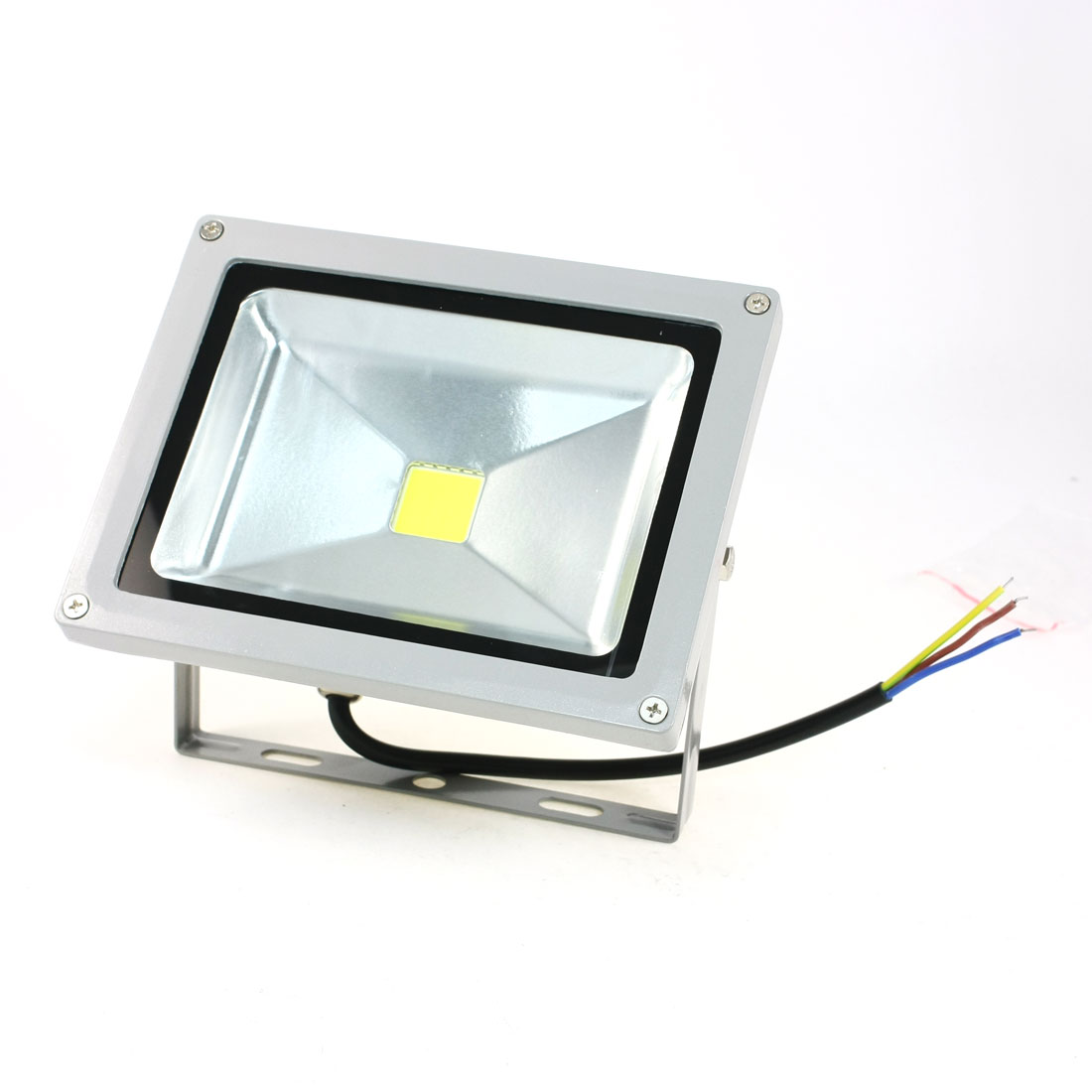 Outdoor Waterproof 30W White LED Flood Spotlight Lamp Bulb AC 85-275V