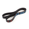 Trapezoidal Tooth 98 Teeth 19mm Width Black Rubber Timing Belt for Car