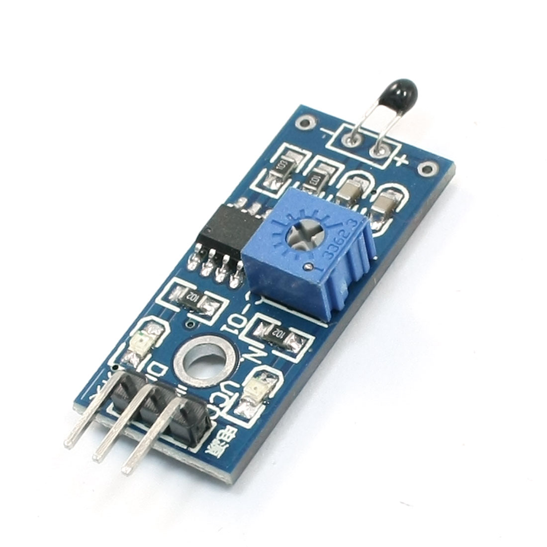 Thermal Control Temperature Switch Sensor Module for MCU Robot Kit