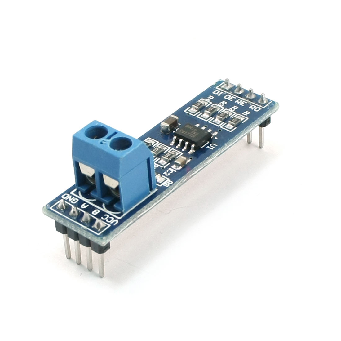 5V MAX485 TTL to RS485 Module for Singlechip Microcomputer