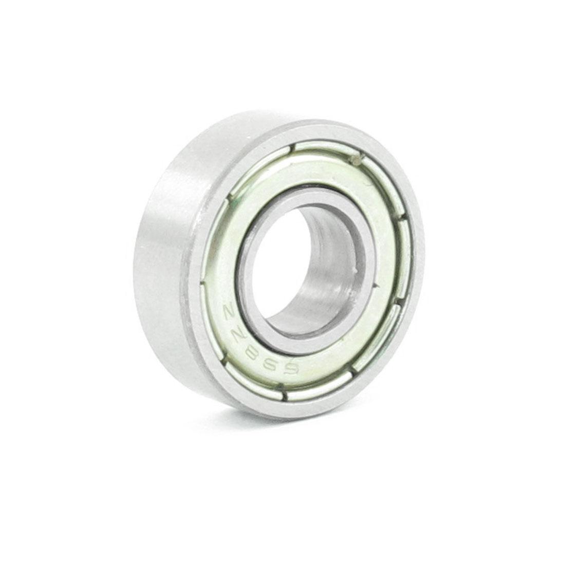 Shielded 8mm x19mm x6mm 6982 Deep Groove Ball Bearing