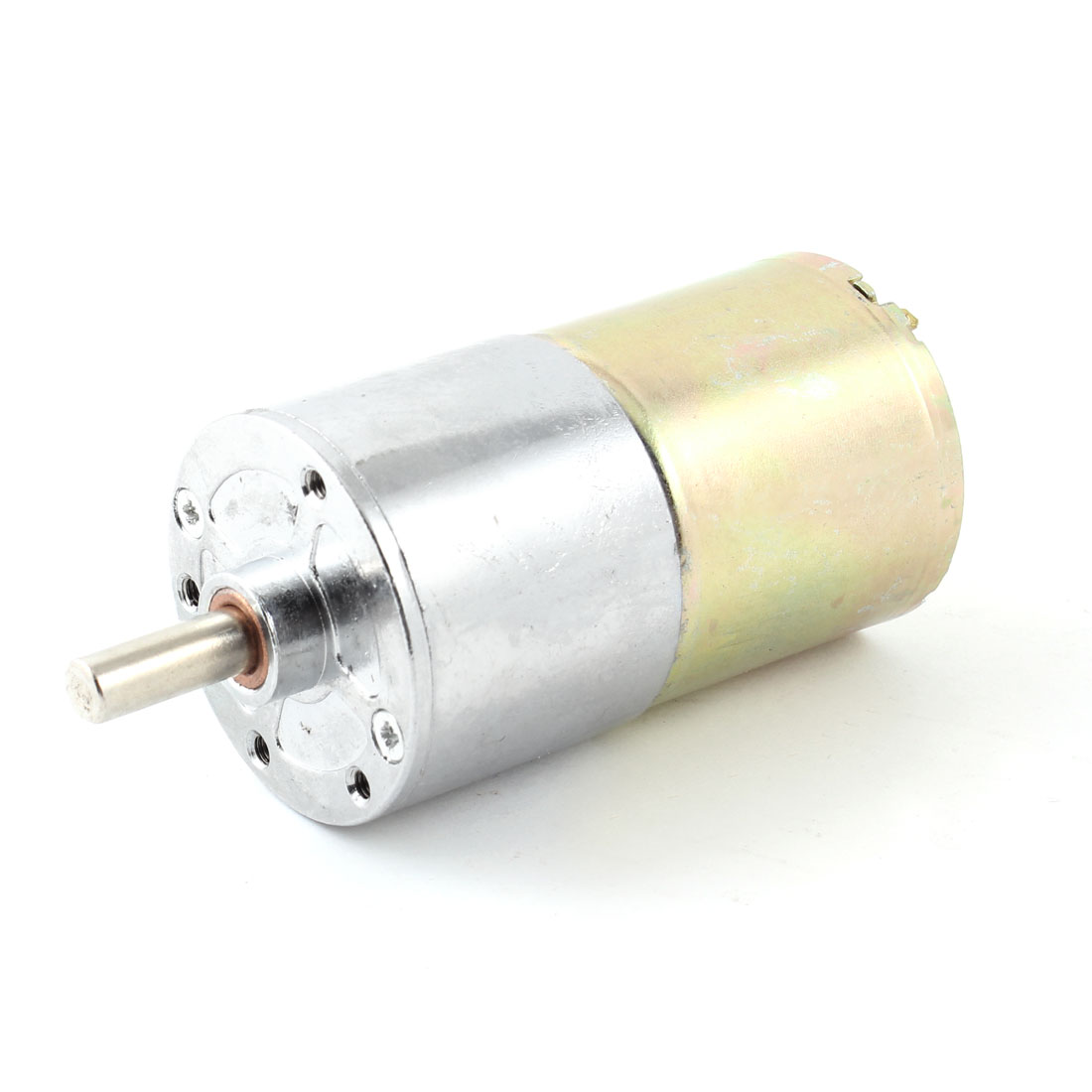 DC 24V 10RPM 6mm Shank Diameter High Torque Gear Motor