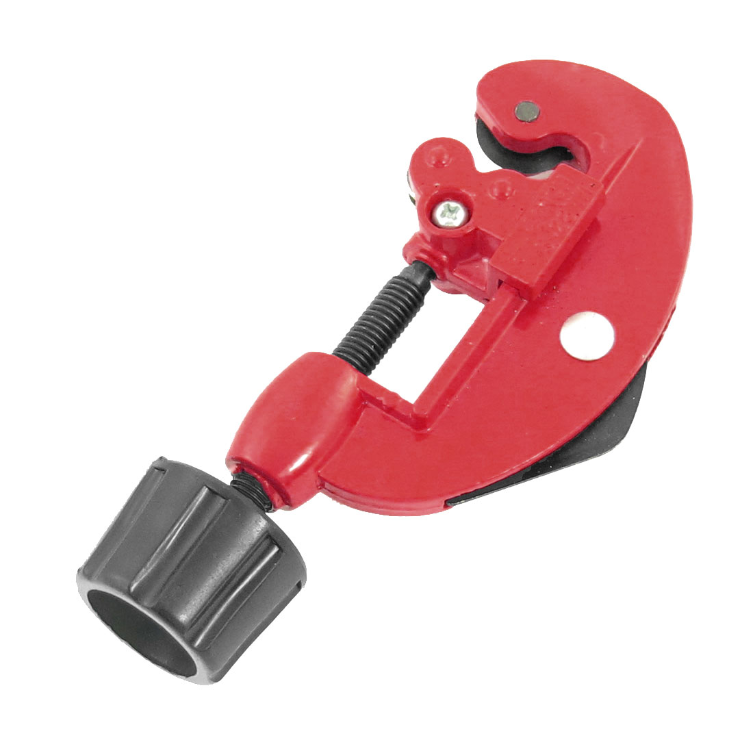 "1/8""-1 1/8"" Cutting Swivel Knob Tubing Pipe Cutter Hand Tool Red 5"""