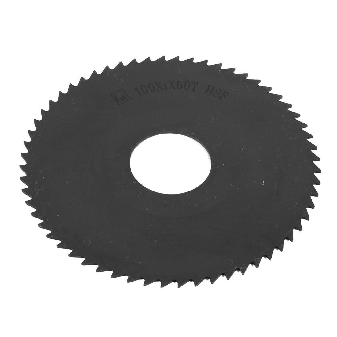 Hand Tool 100mm x 22mm x 1mm 60 Peg Teeth HSS Slitting Saw Cutter