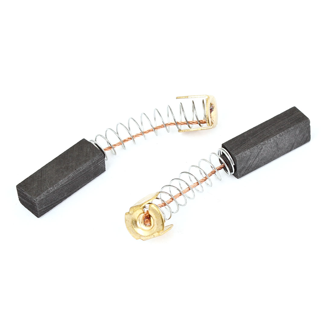 19mm x 6.9mm x 5.9mm Carbon Brushes for Generic Electric Motor 2 Pcs