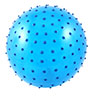 Blue PVC Stress Relief Relaxing Massage Ball Toy for Children