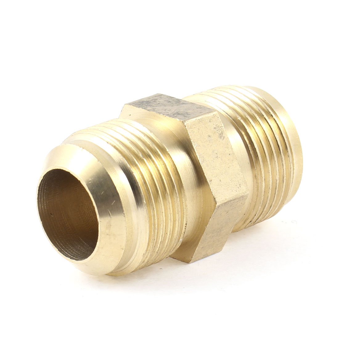 "3/4"" PT to 3/4"" PT Male Adapter Connecting Joiner Pipe Fitting for Refrigeration"