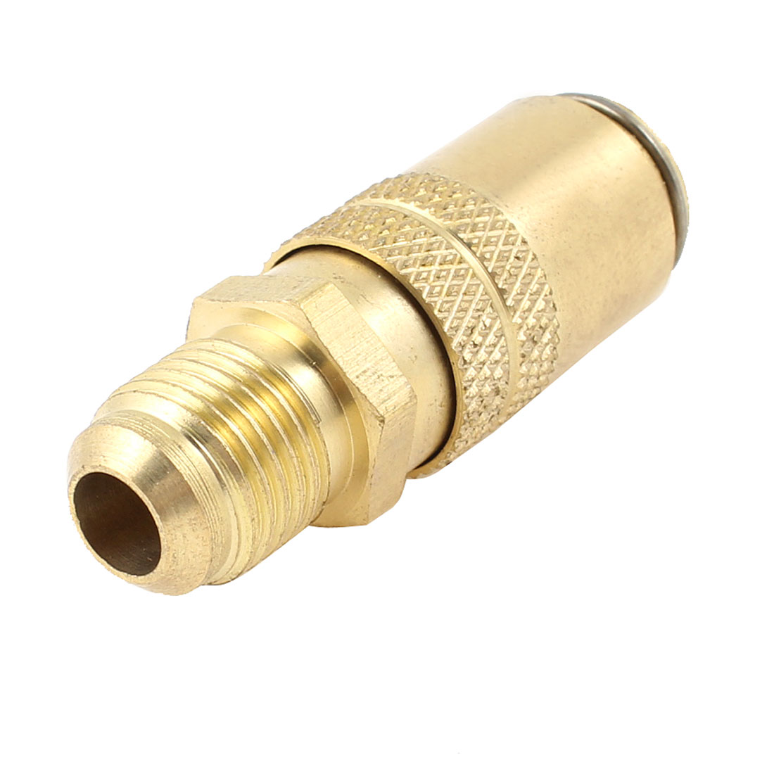 Straight 14mm Male Thread Air Pneumatic Quick Fittings Coupler Connector