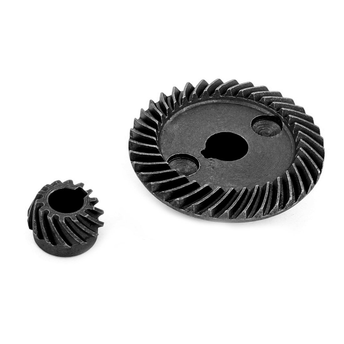 "0.31"" Pinion Shaft Diameter Angle Grinder Spiral Bevel Gear Parts"
