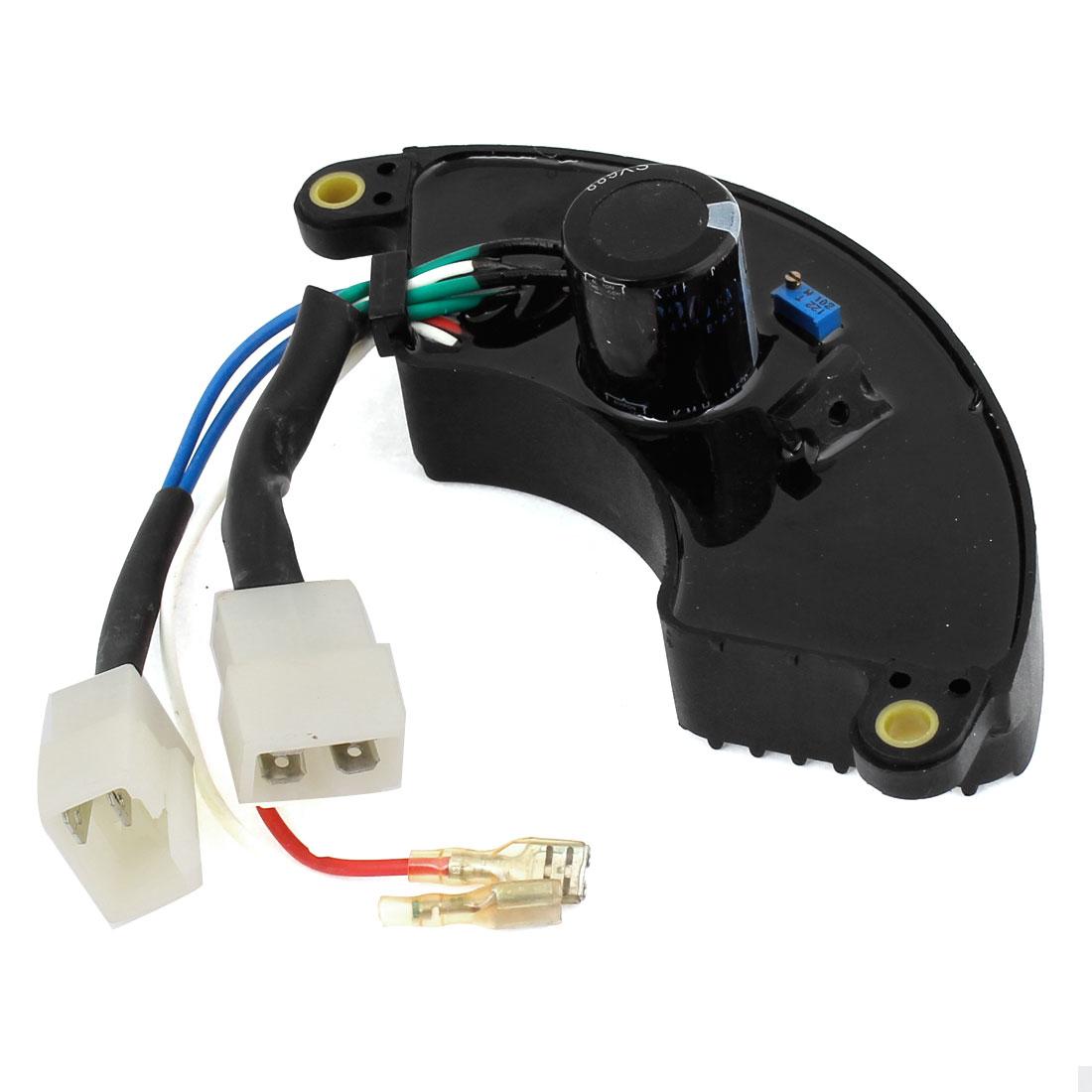 Black Generator 6.5KW 220uF 450V Automatic Voltage Regulator AVR