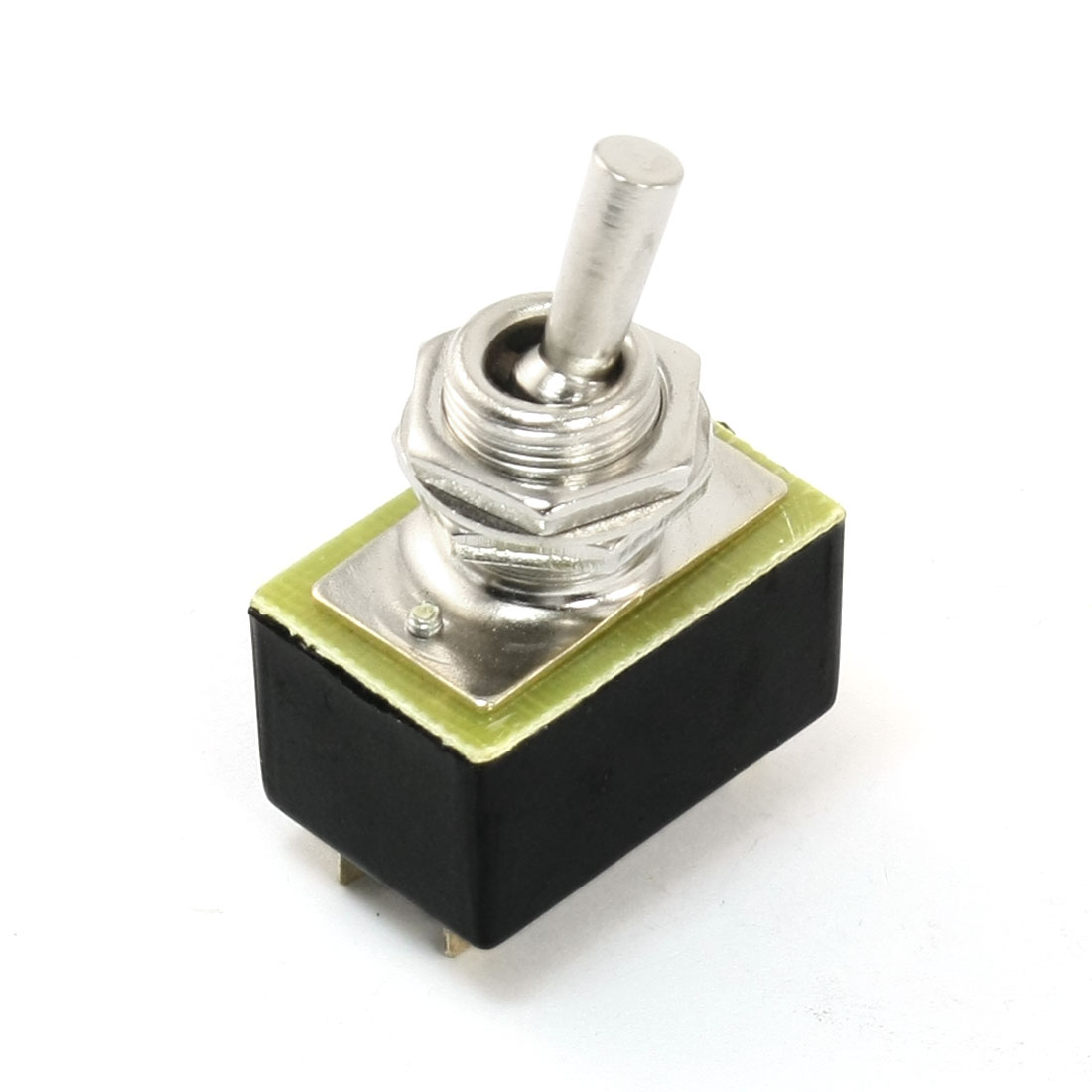 3A 220VDC 6A 110VDC DPST Latching 2 Position Toggle Switch