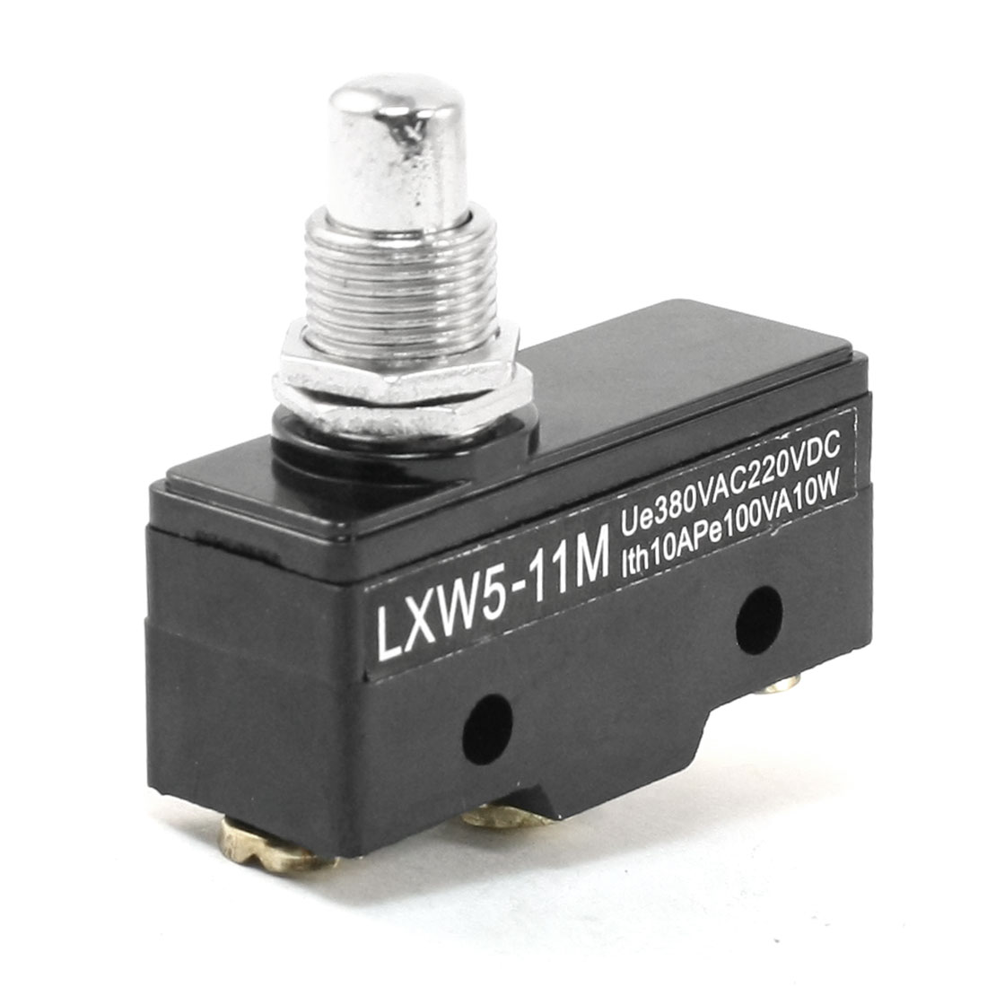 LXW5-11M 3 Screw Terminals Panel Mount Roller Plunger Basic Limit Switch