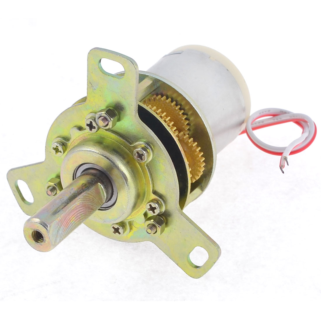 12VDC 15RPM 0.06A Speed Reducer Magnetic Geared Motor 32ZY13