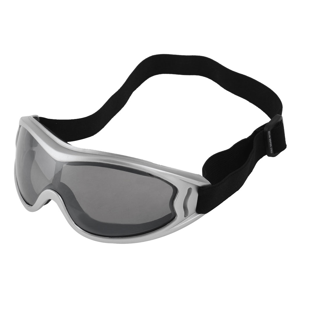 Black Lens Ski Snowboard Racing Motorcycle Sports Goggles Safety Glasses