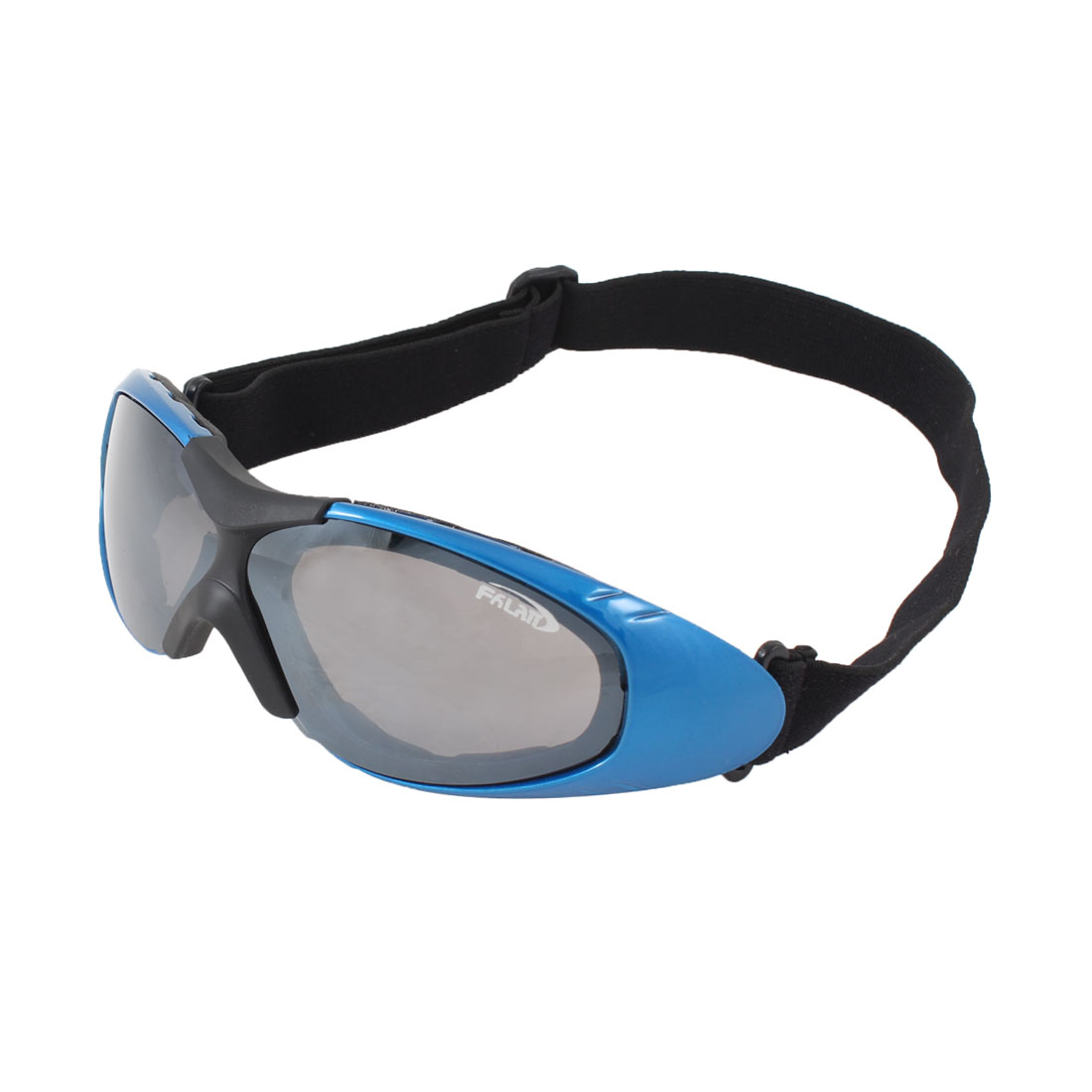 Ski Sports Wargame Riding Mountain Climbing Goggles Sunglasses Mirror Blue