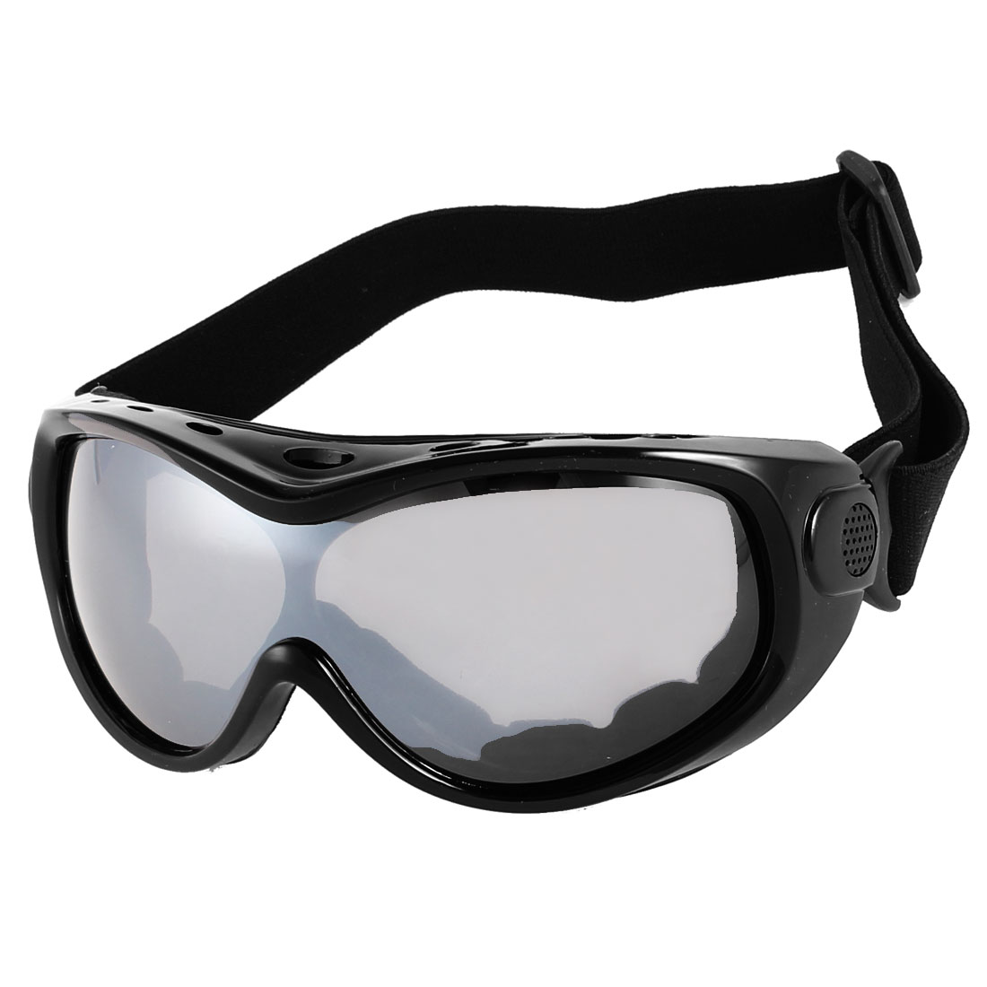 Full Rim Wide Angle Motorcycle Ski Snowboard Goggles for Ladies Men