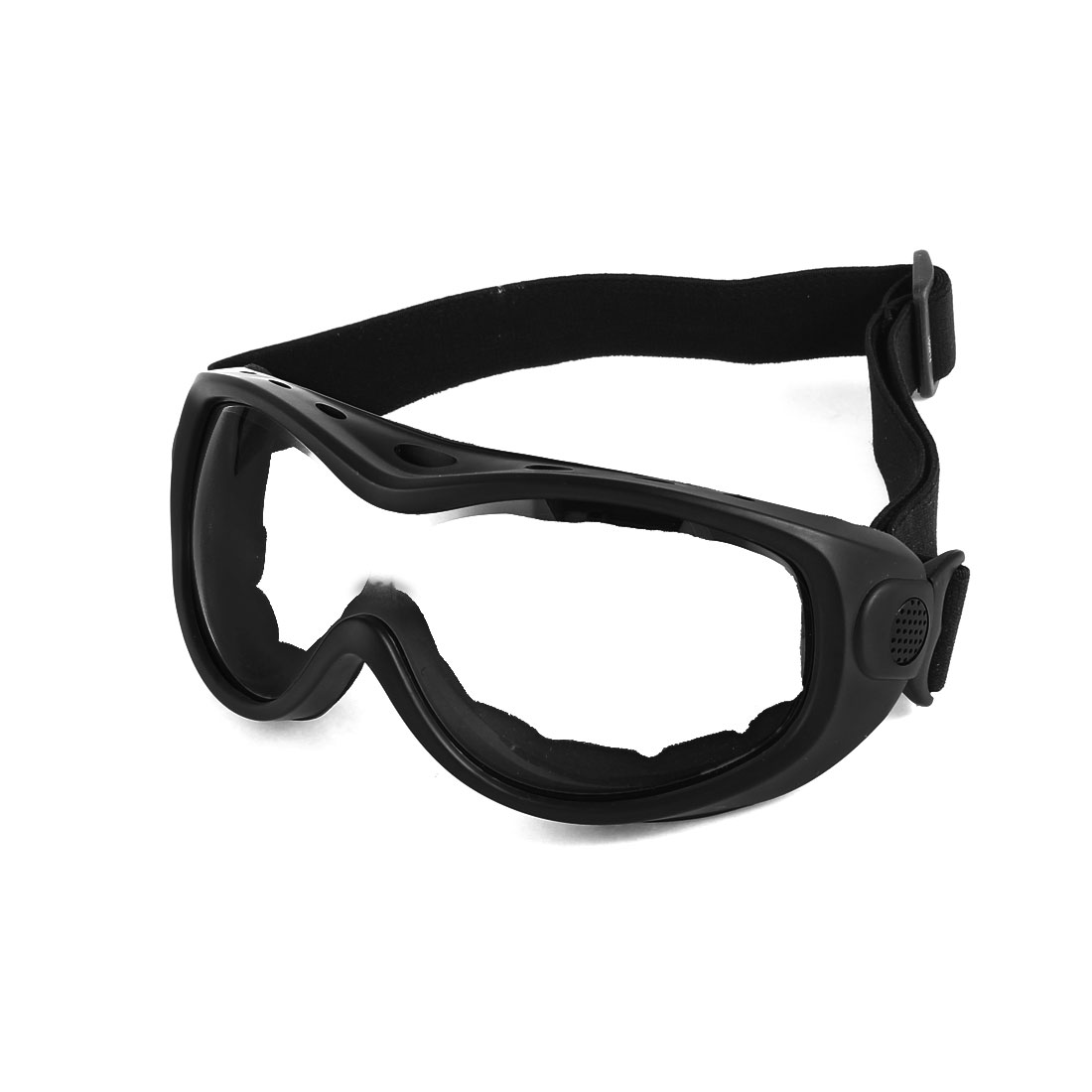 Ladies Men Stretchy Band Airflow Lens Ventilation Sports Ski Snowboard Goggles