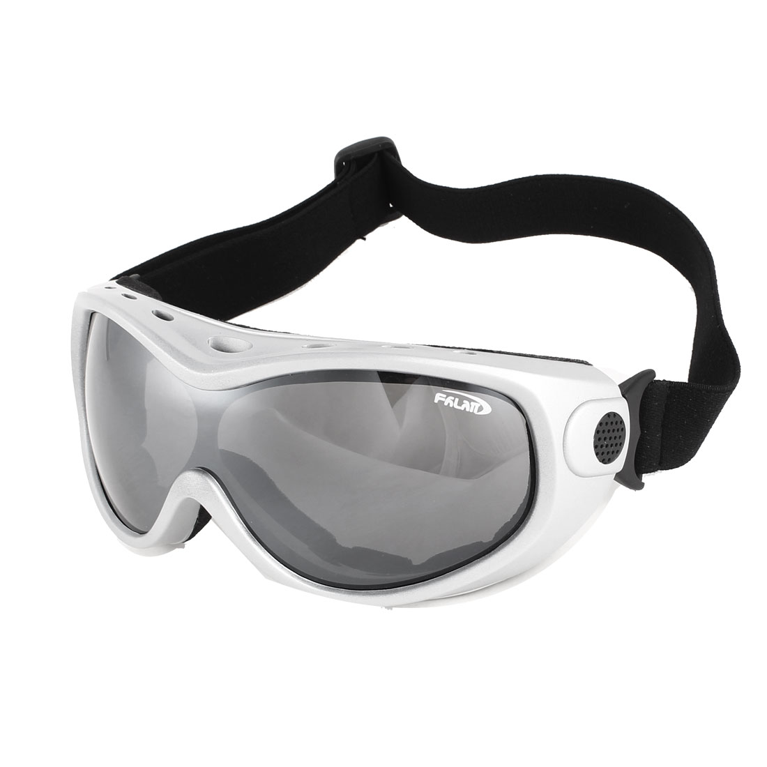 Ladies Men Gray Full Frame Wide Angle Motorcycle Ski Snowboard Goggles