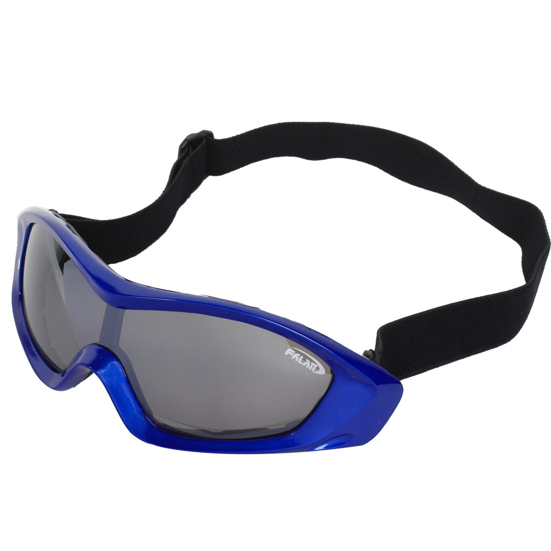 UV Protection Clear Dark Gray Lens Ski Snowboard Skate Sports Goggles Glasses Blue