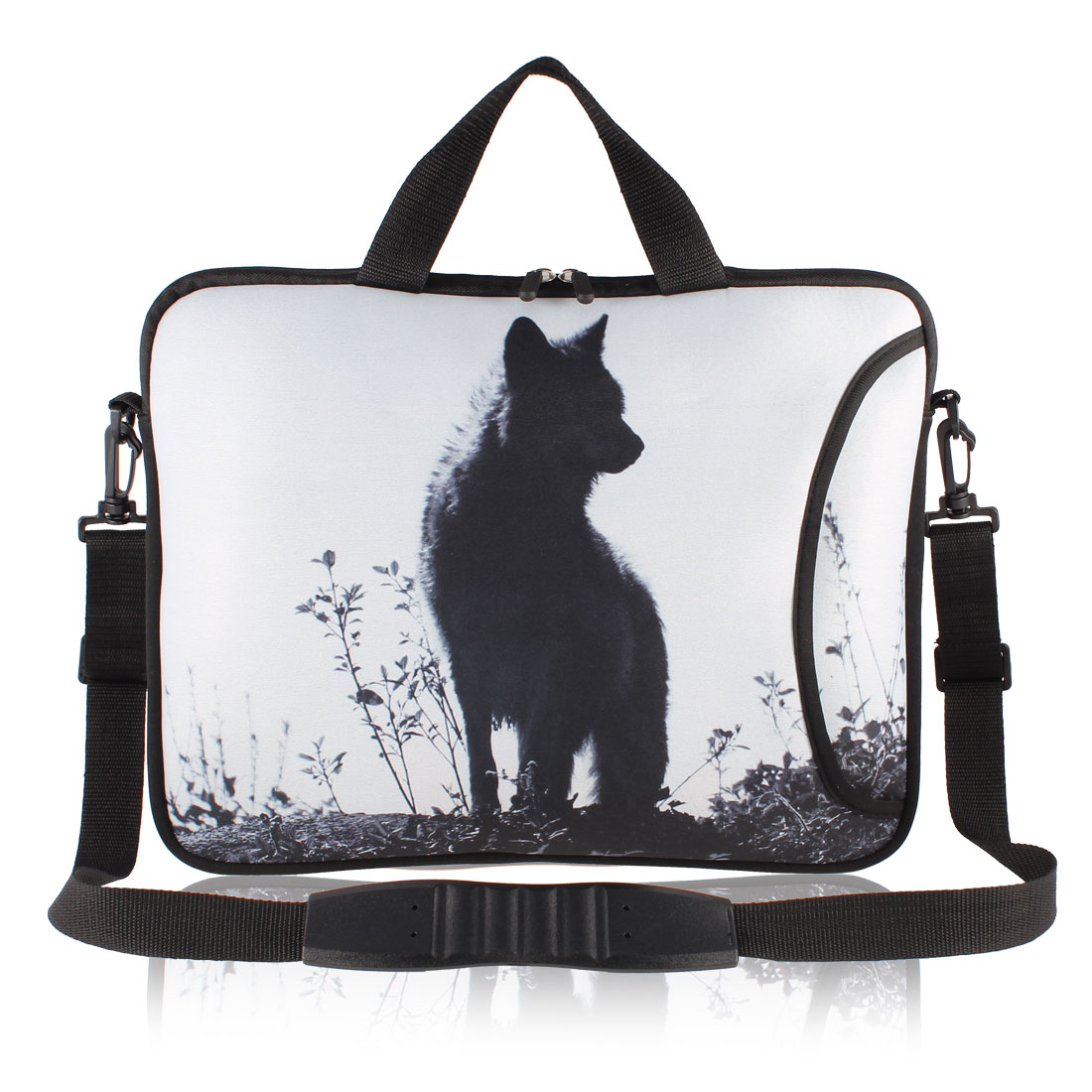"""Andree Gray 12.5"""" 13"""" 13.1"""" 13.3"""" Laptop Shoulder Handle Bag Sleeve Pouch Cover"""