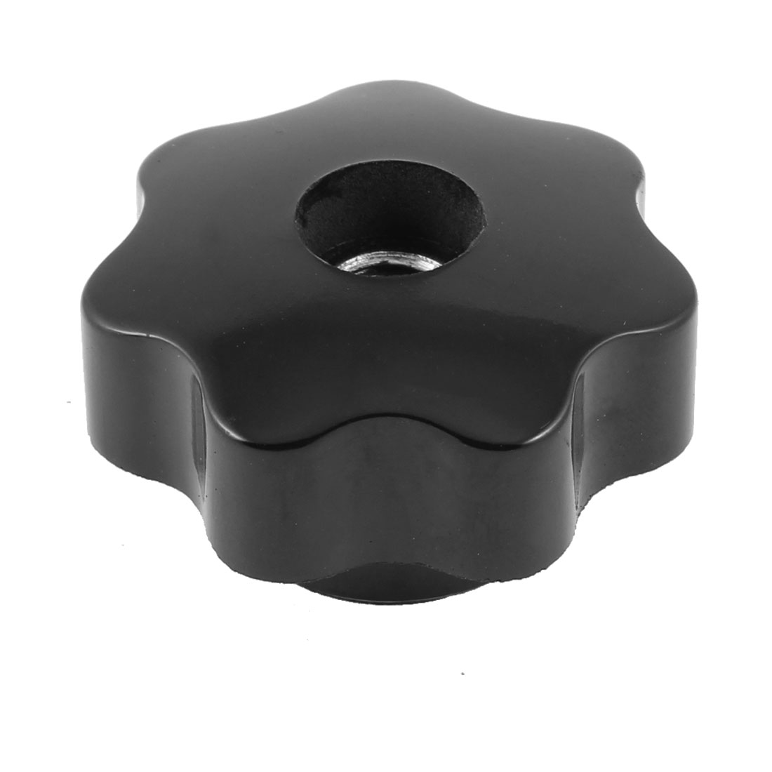 24mm Height 8mm Female Thread Diameter Black Star Knob