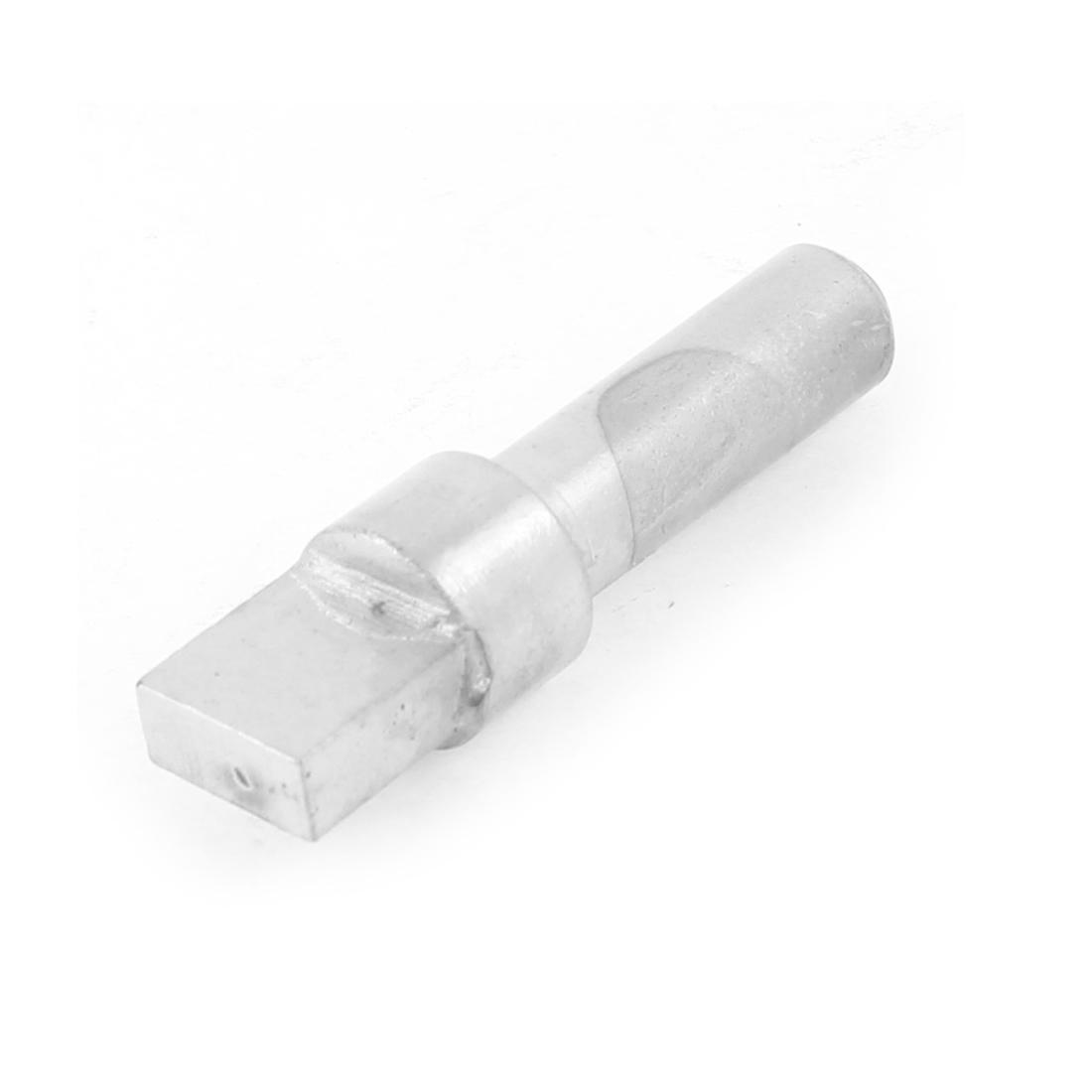 Flat Point Head 10mm Shank Grinding Wheel Diamond Dresser Pen Tool