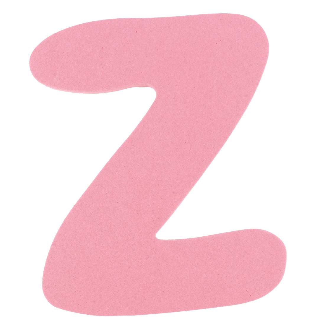 Wall Decor >> Home Bathroom Letter Z Shaped Foam 3D Wall Sticker ...