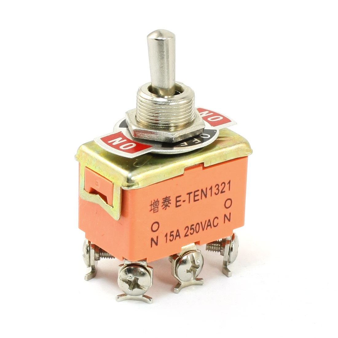 Wobble Lever DPDT Momentary ON-OFF-ON 3 Position Toggle Switch