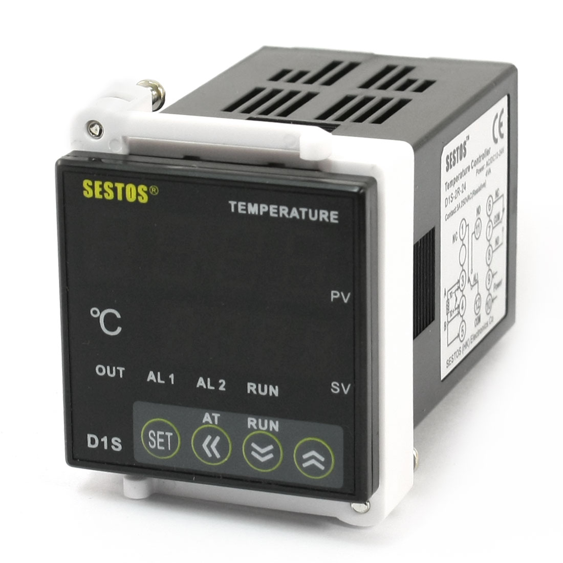 DC/AC 12-24V -50-1700C Temperature Temp Thermostat Control Relay Controller