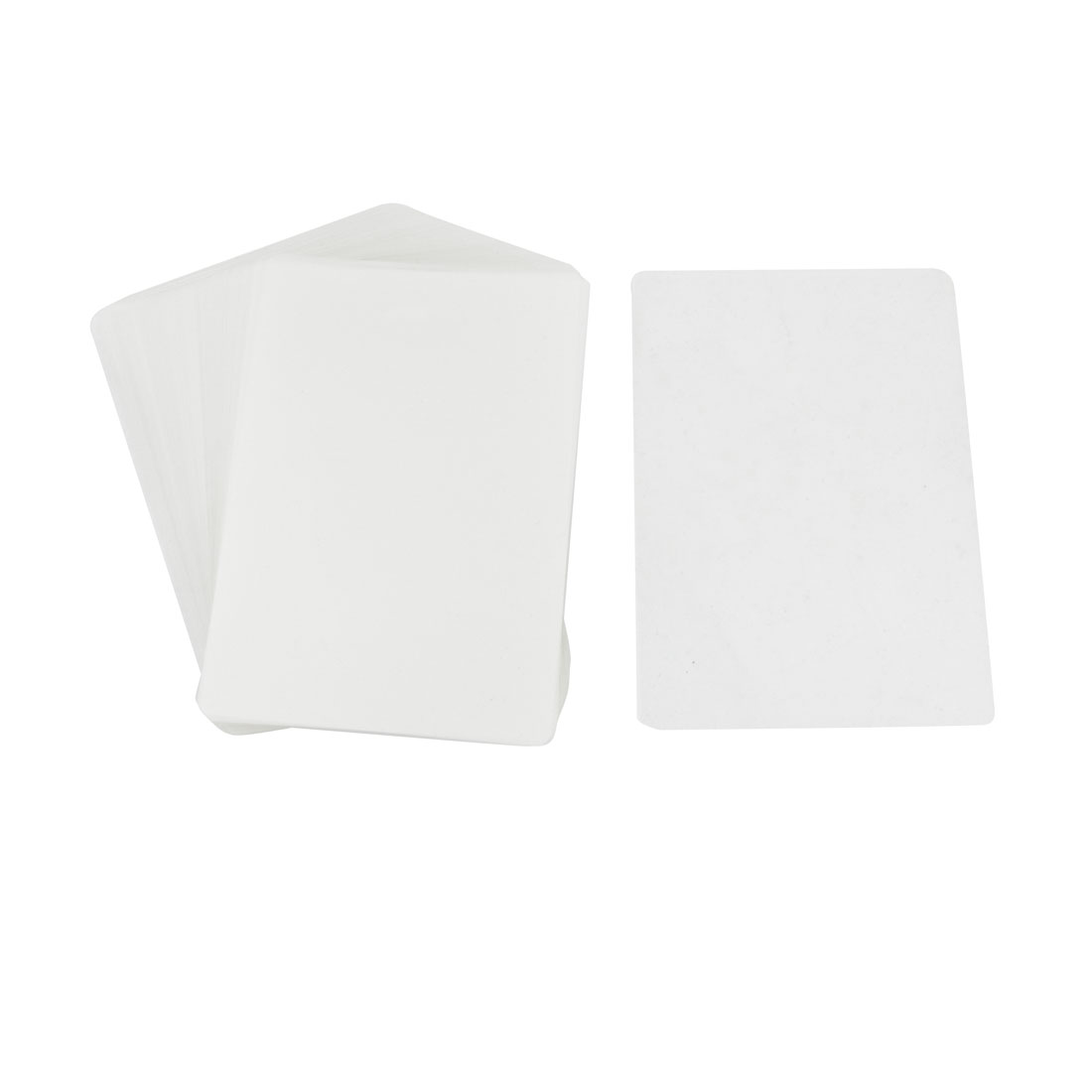 100 Sheets 95mm x 135mm 55 Mic 3R Photo Paper Cards Laminating Pouch Film