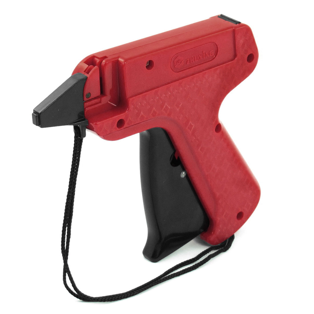 Red Black Plastic Bar Code Tag Labeling Tagging Gun