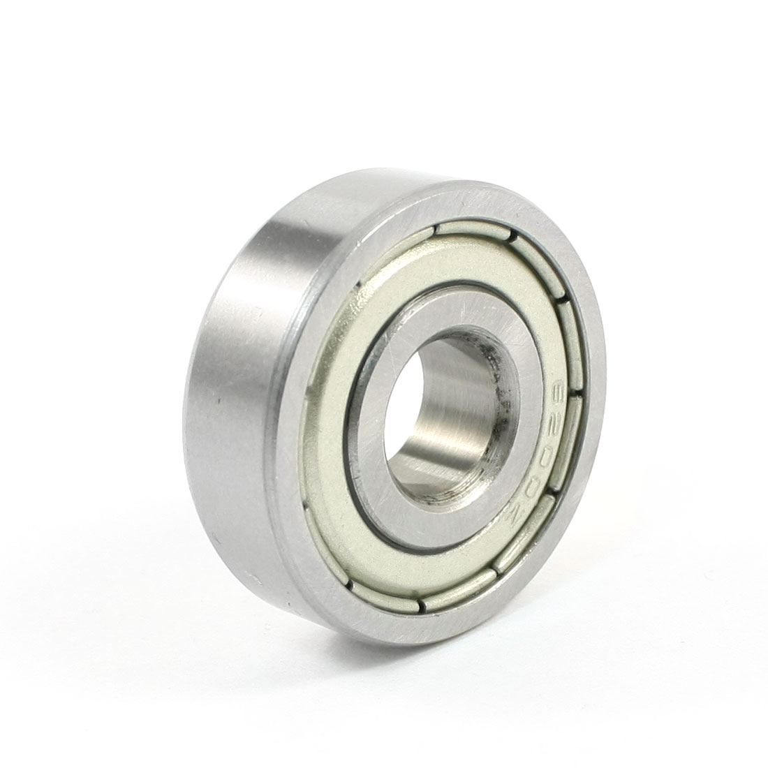 10mmx30mmx9mm Metallic Shielded 6200Z Deep Groove Ball Bearing