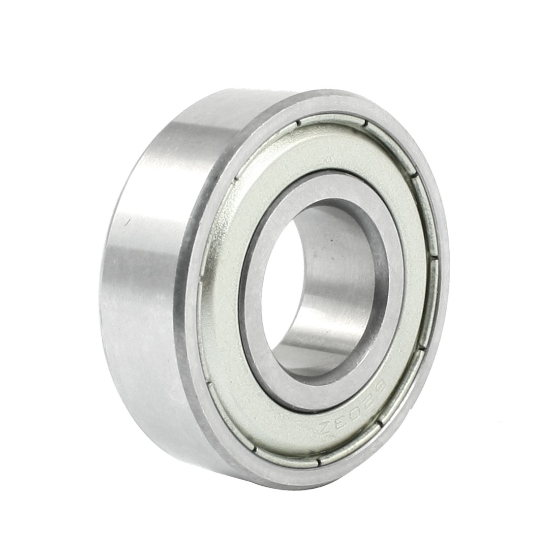 17mm/40mm/12mm Metal Sealed Deep Groove Ball Bearing 6203Z