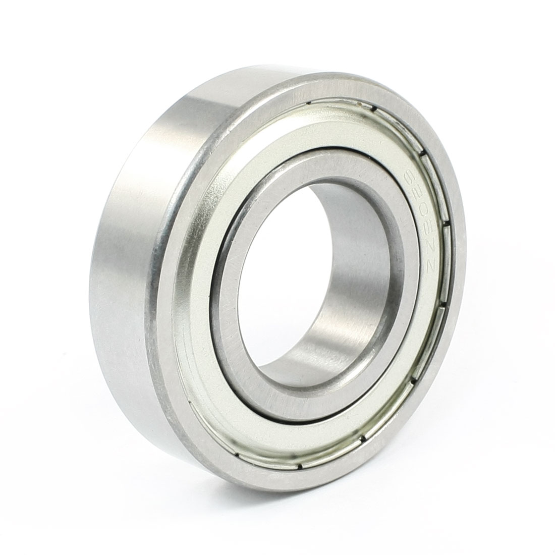 6206ZZ 30mm/62mm/16mm Industrial Deep Groove Radial Ball Bearing