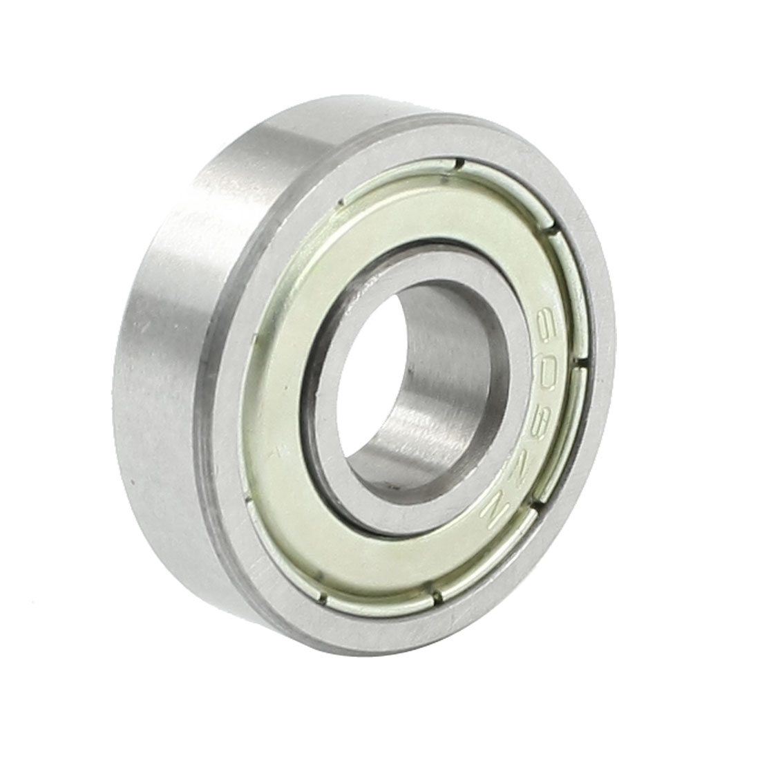 9x24x7mm Double Shielded 609ZZ Deep Groove Ball Bearing