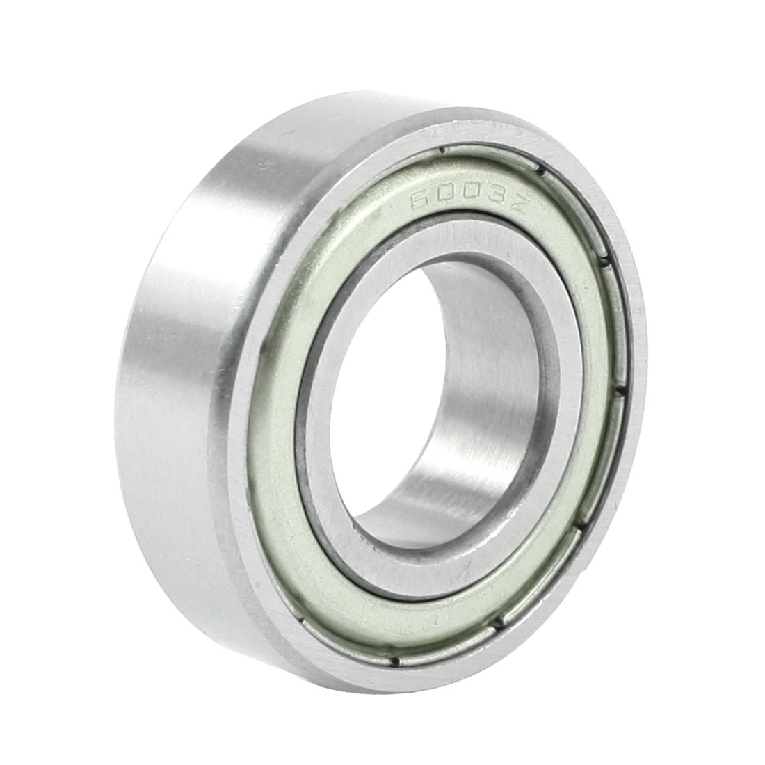 17x35x10mm Double Shielded 6003Z Deep Groove Ball Bearing