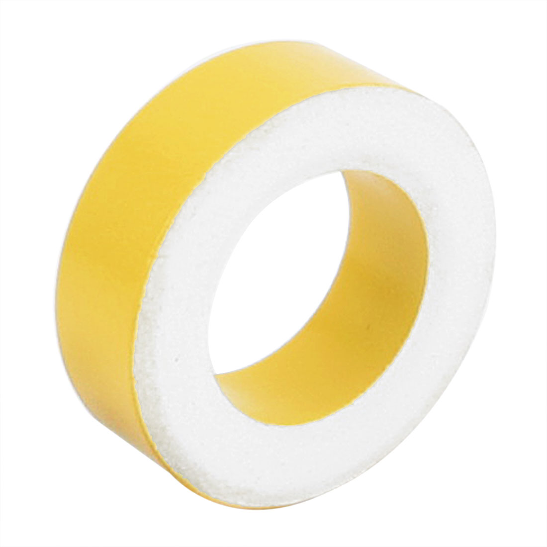33mmx19mmx11mm Yellow White Ring Power Ferrite Toroid Core AT131-26