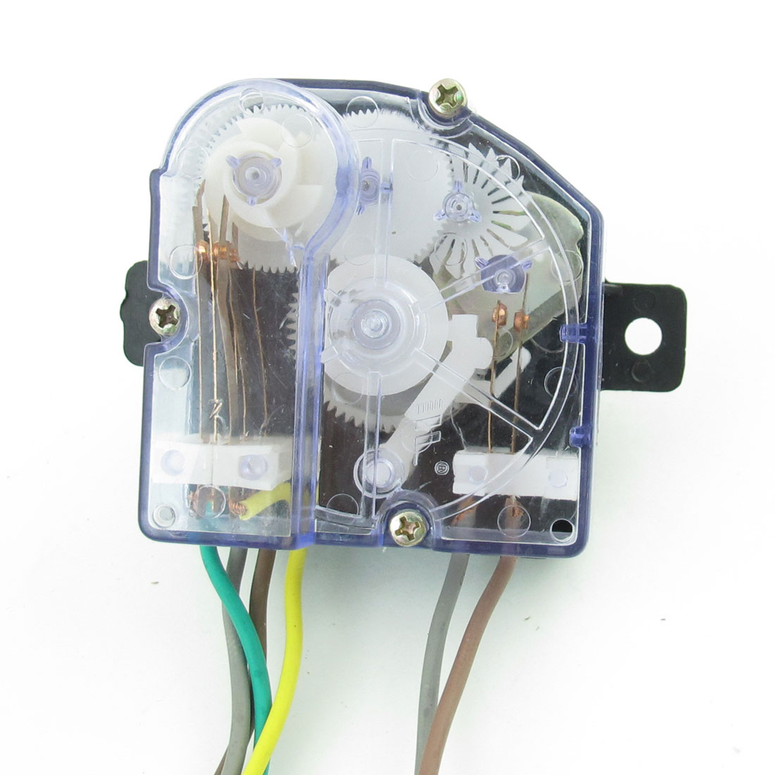 AC 250V 3A 6 Wire White Controller Timer for Washing Machine