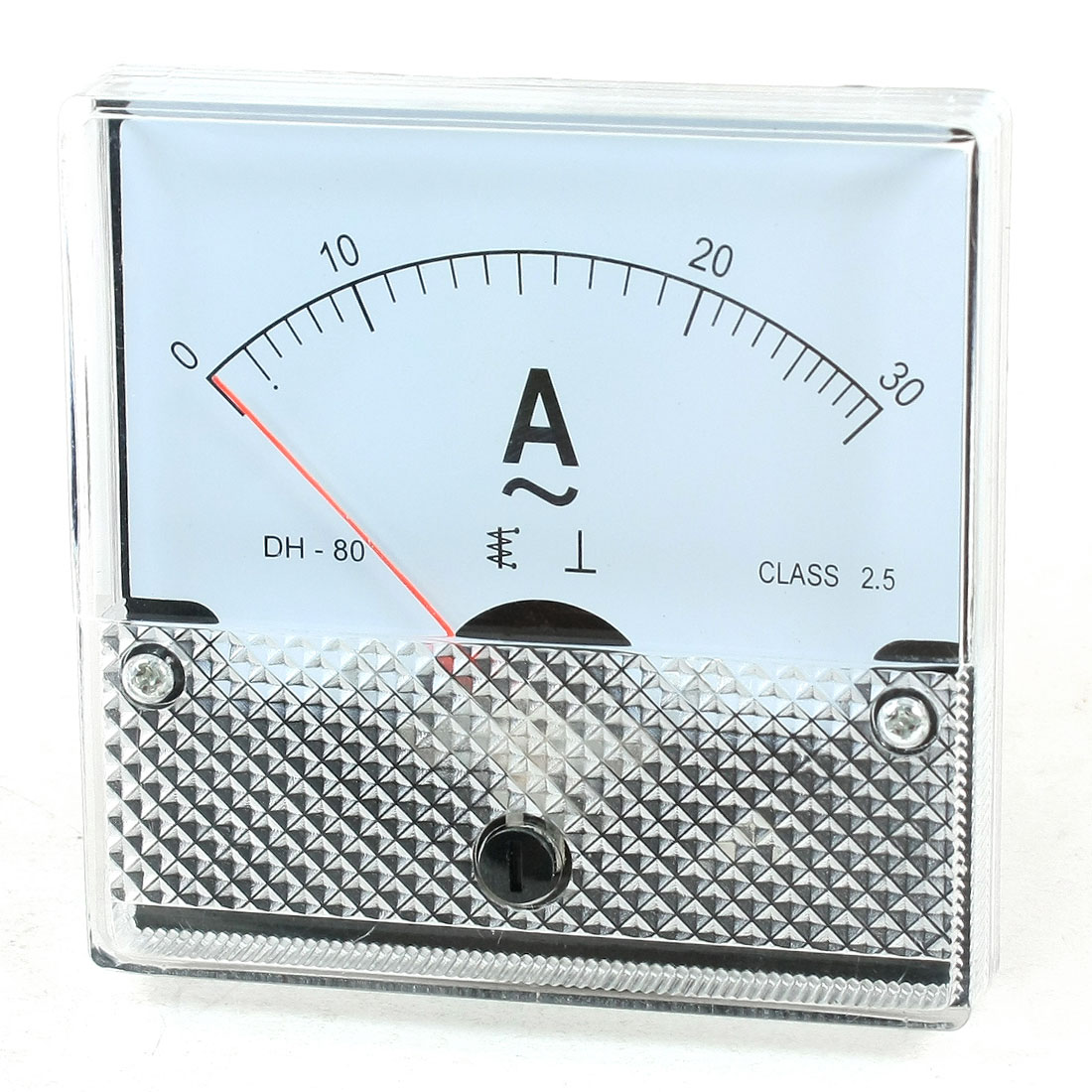 Fine Tuning AC 0-30A Current Analog Panel Meter Ammeter Tester