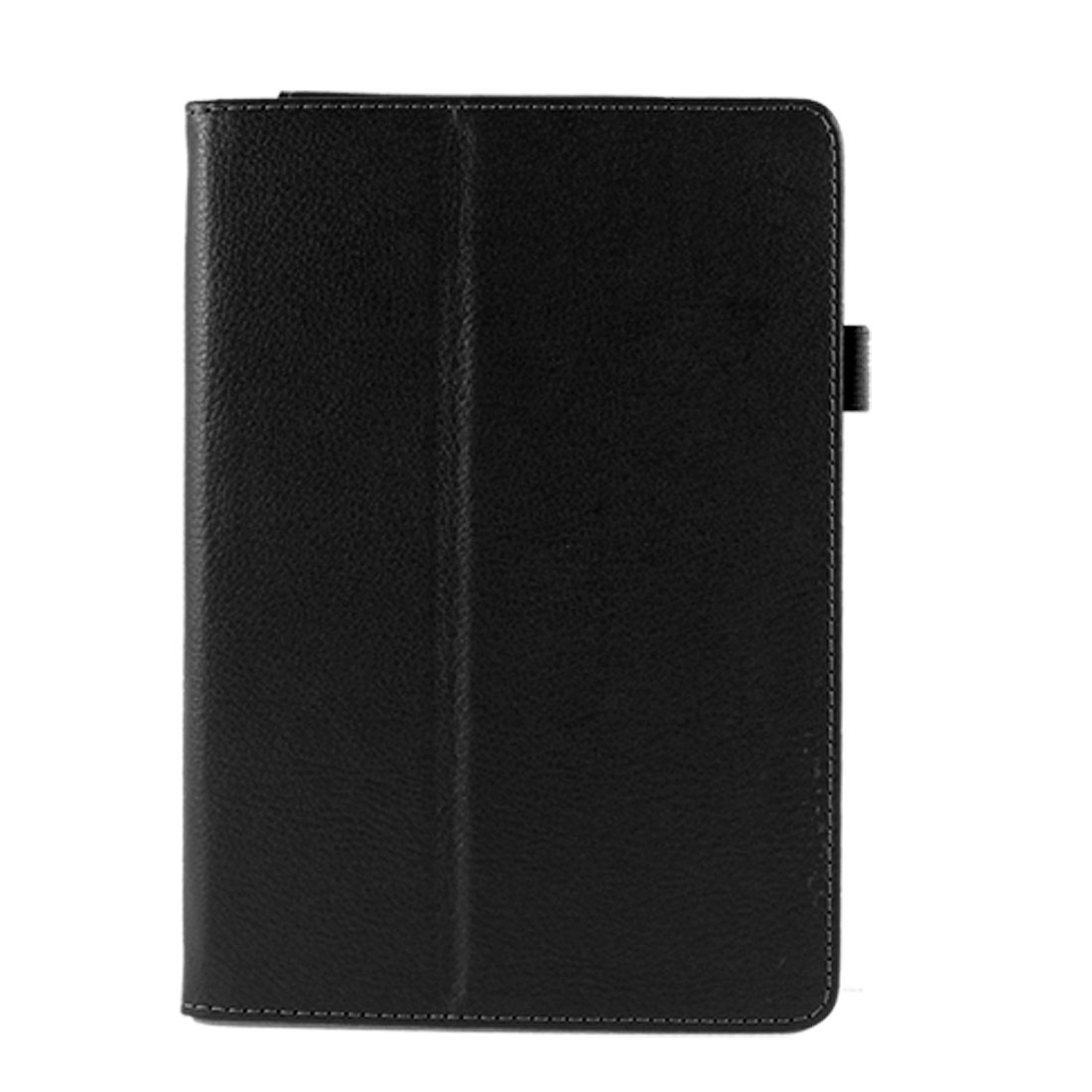 Black Faux Leather Folio Flip Case Cover for Acer Iconia Tab A1-810 A1 7.9""